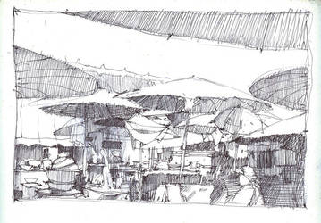 Ton Payom market by artbytheo
