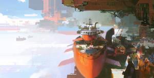 Docking by artbytheo