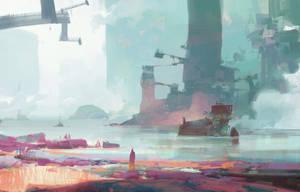 Cove by artbytheo
