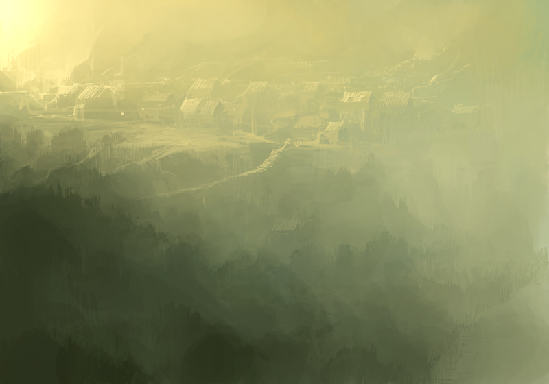 Morning Sun by artbytheo