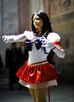 Eternal Sailor Mars-Sailor Moon