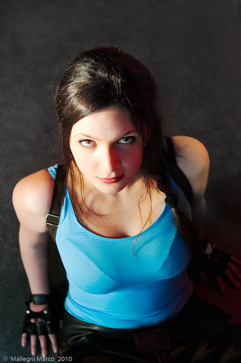 Lara Croft from Tomb Raider by Miwako-cosplay on DeviantArt