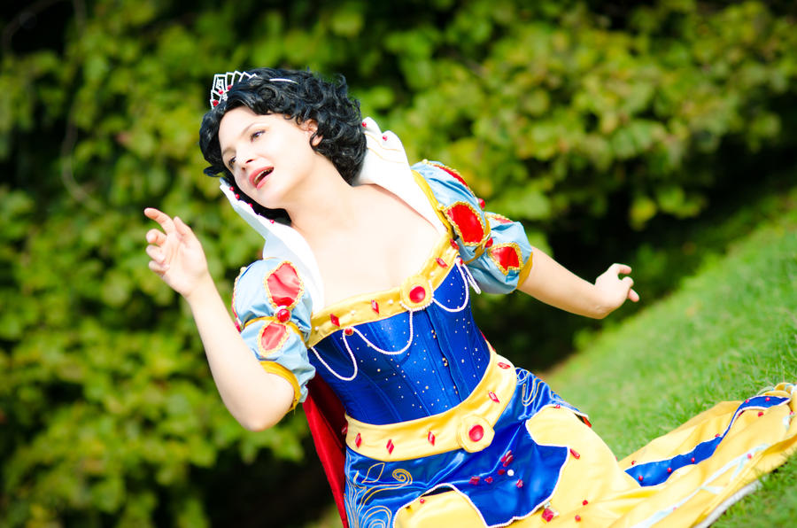 Snow white jewel by Miwako-cosplay