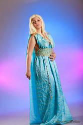 Daenerys, Qarth version by Miwako-cosplay
