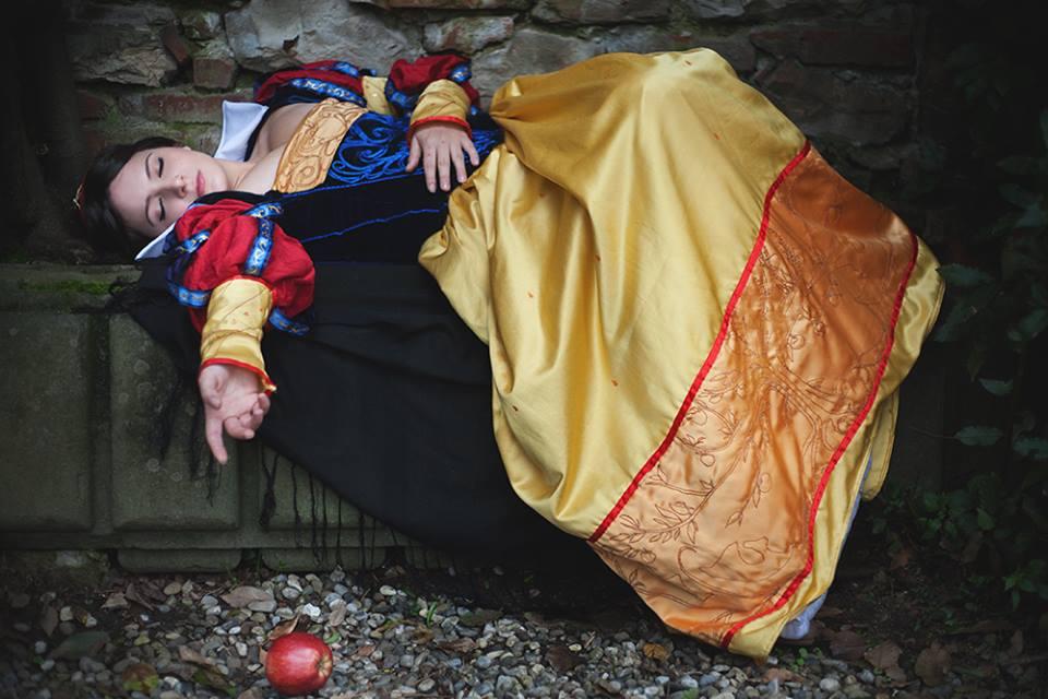 Snow White Hummel version by Miwako-cosplay