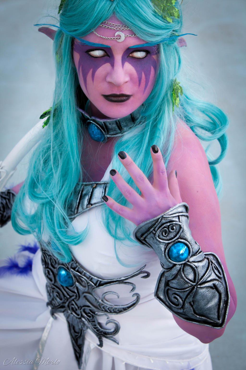Tyrande - World of Warcraft by Miwako-cosplay