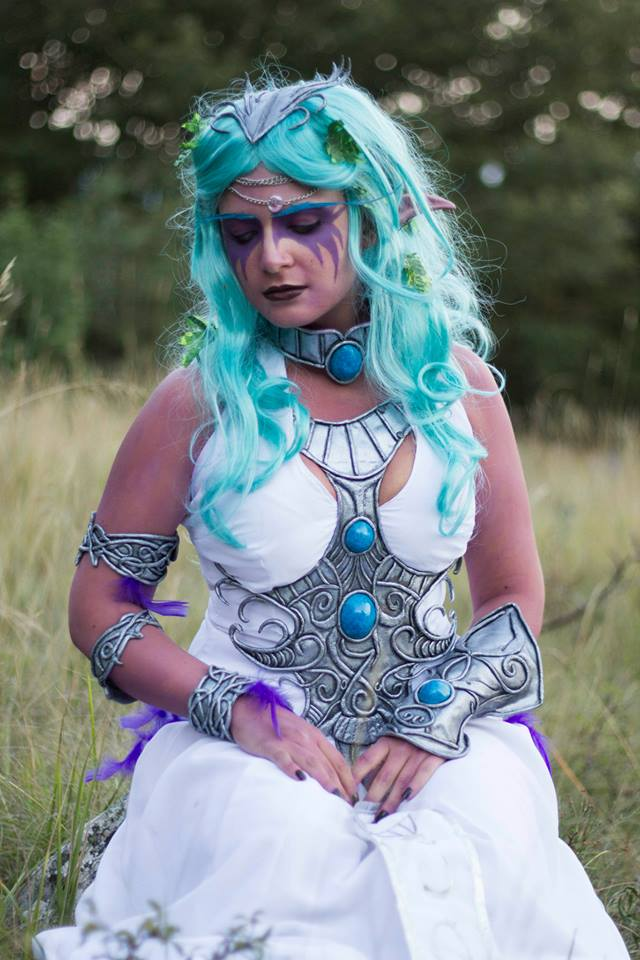 Tyrande by Miwako-cosplay