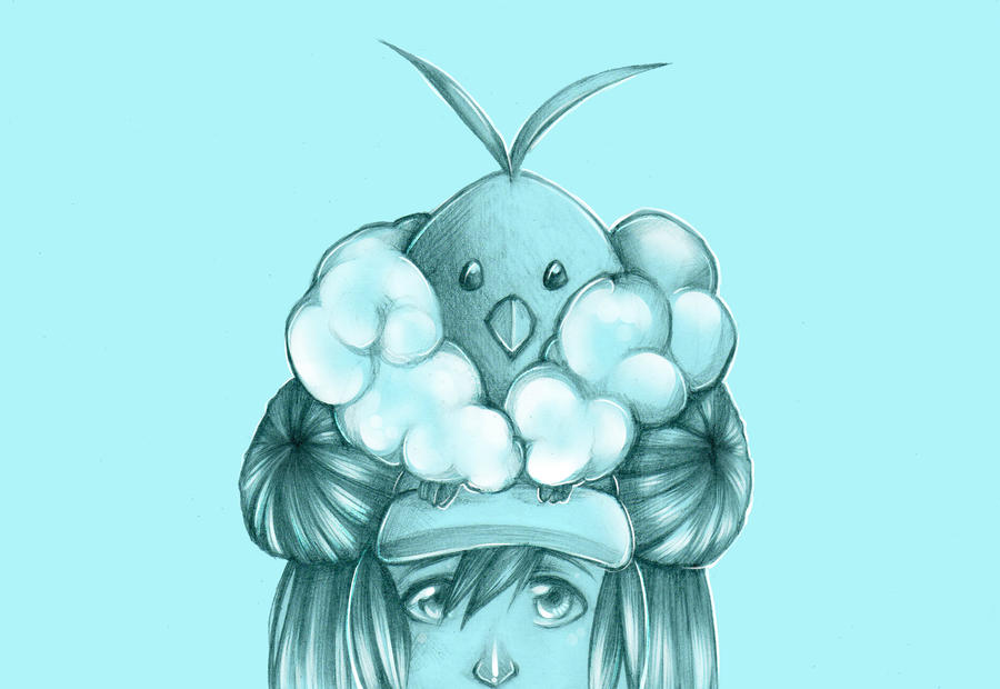 Swablu Hat by NynjaKat