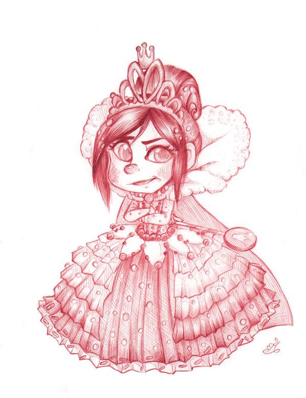 Princess Von Schweetz by NynjaKat