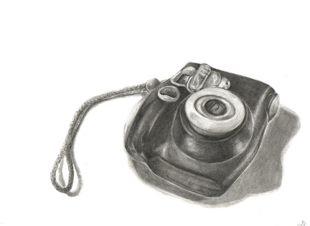 Polaroid Camera by NynjaKat