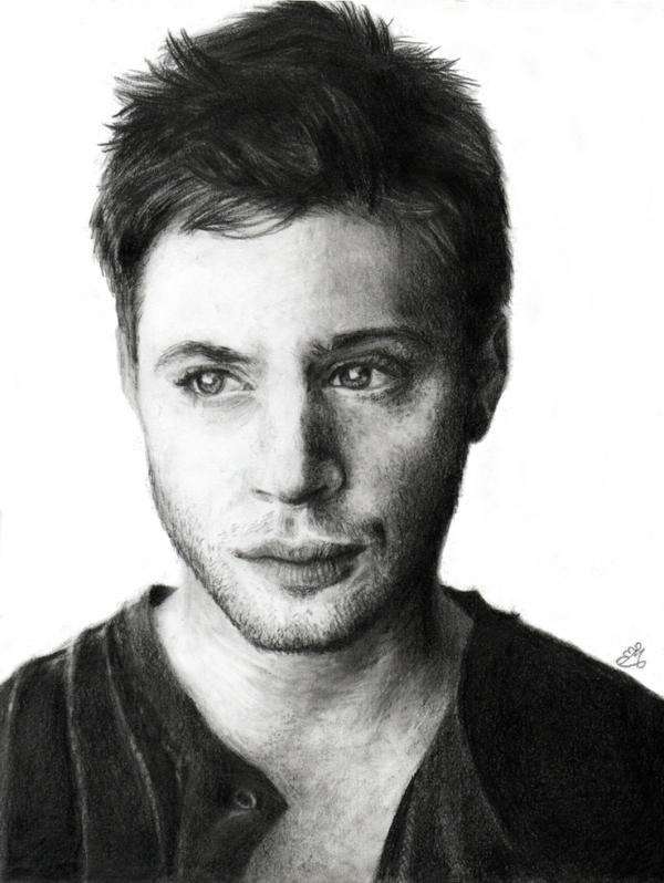 Jensen Ackles [Drawing] by NynjaKat
