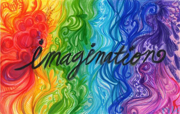 Imagination by NynjaKat