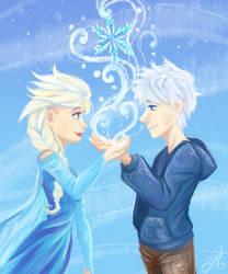 Frozen Friends by NynjaKat