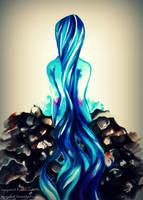 River Goddess by NynjaKat