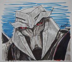 Megatron by PDJ004