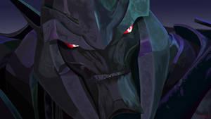 Angry Megatron