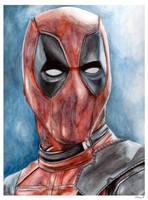 Deadpool by PDJ004