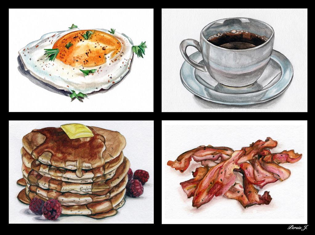 Breakfast by PDJ004