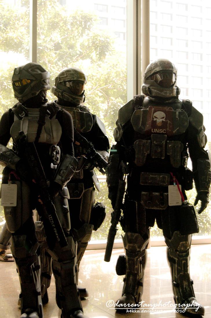 SGTCC 2010 - Halo Team 02 by h4kkai