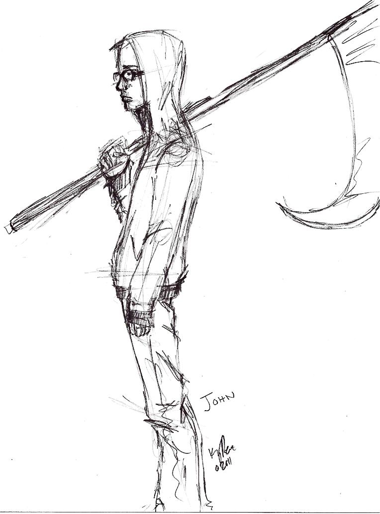 Krammer Reaper by AugustRaes