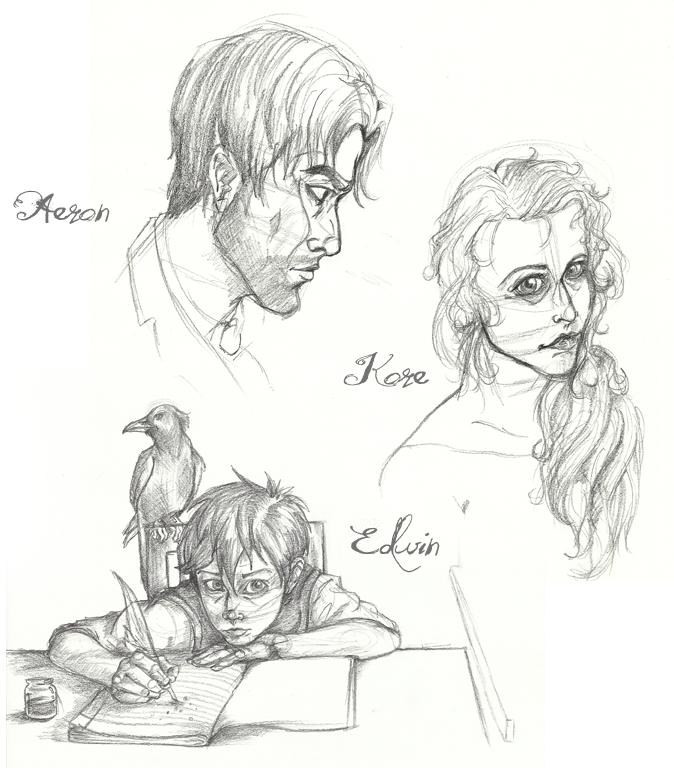 Hades Clan thus far by AugustRaes