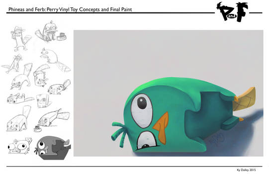 Perry Toy Design