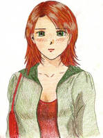 Lily Evans by Titou-Moony