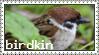 otherkin Birdkin stamp f2u by beachcity