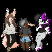 Furry Gals (Open)