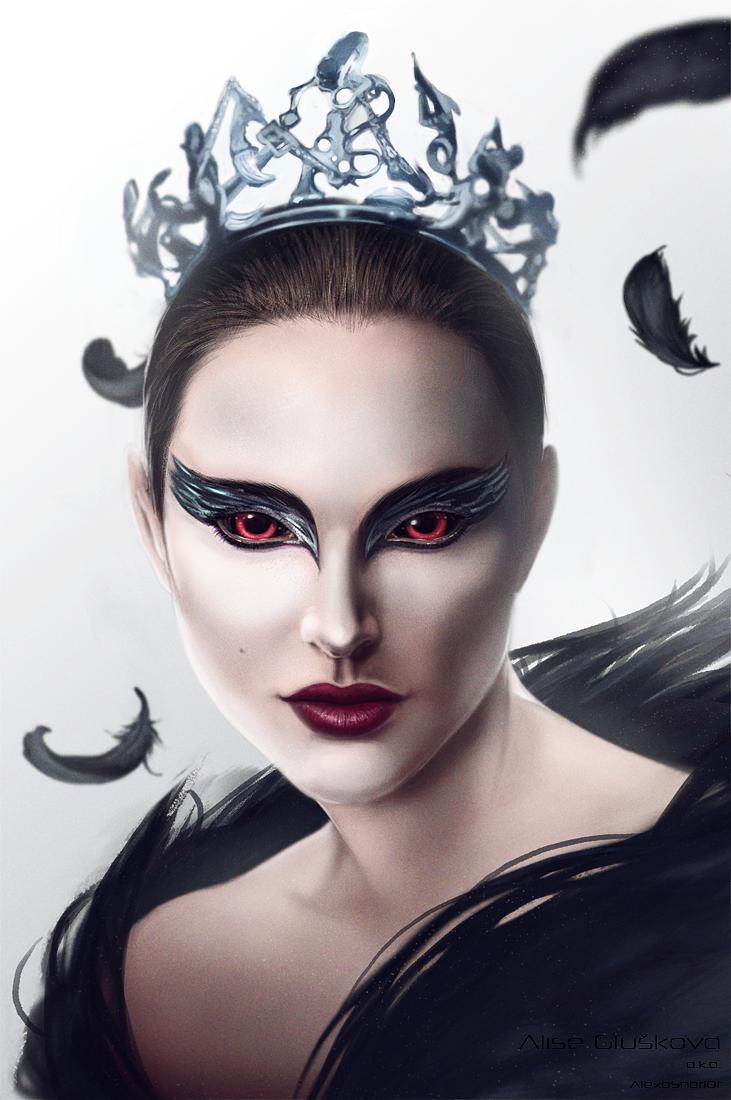 Black Swan By Nom Nom Pancake On Deviantart