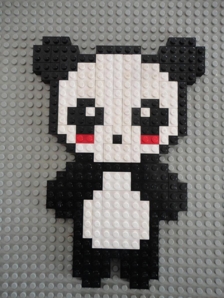 Panda Guy | Brickipedia | Fandom powered by Wikia