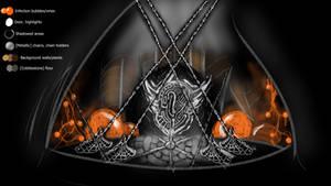 Hollow Knight Environment Concept Art