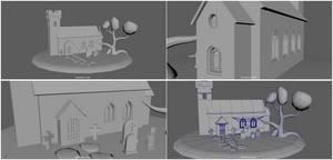 Church Model - In Progress