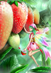 My Strawberry Garden: Fukuoka Illust Contest
