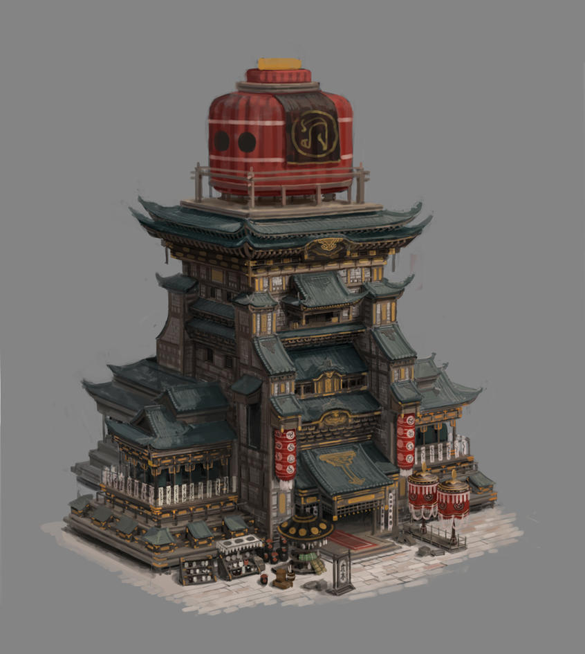 A building design for game by peigong on deviantart House remodeling games online