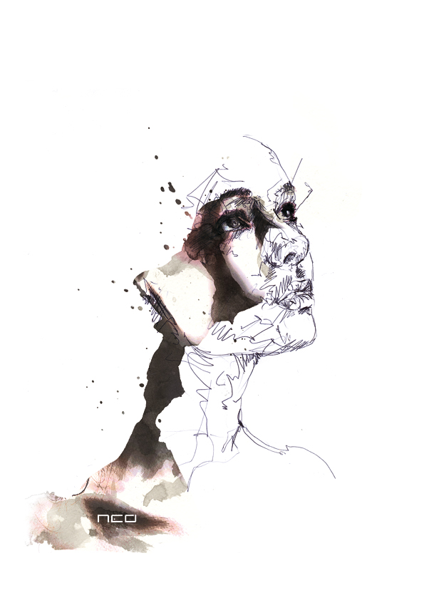a girl by neo-innov