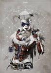 Harley Quinn - Warner Bros commission