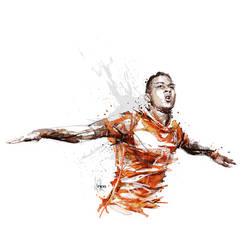 Soccer player by neo-innov