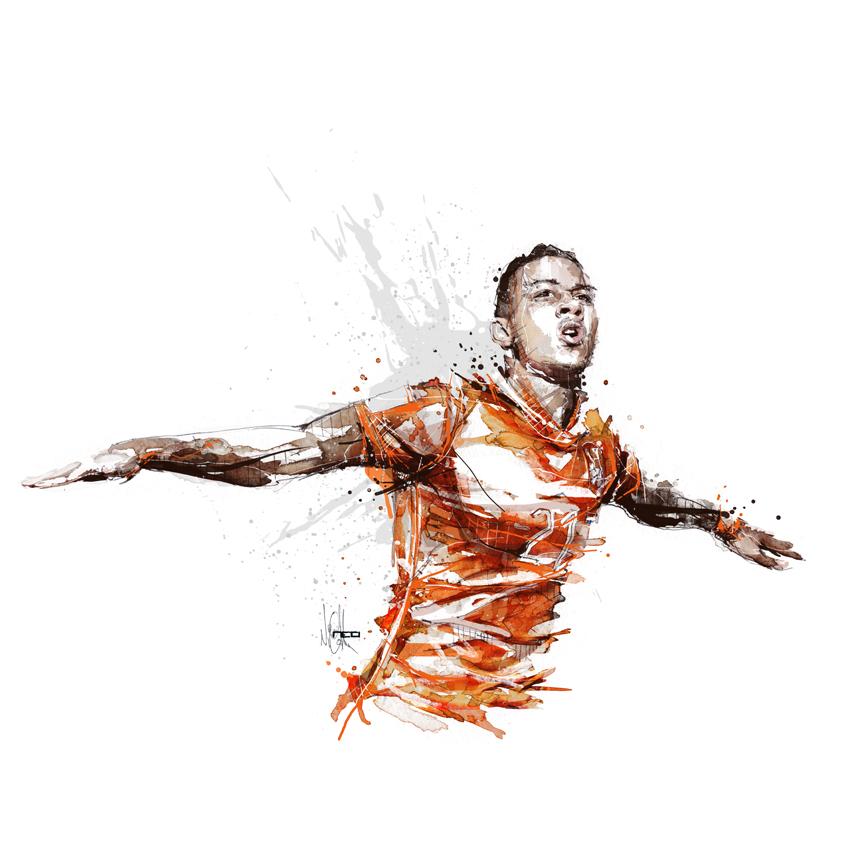 Soccer Player By Neo Innov On Deviantart