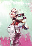Harley Quinn (Suicide Squad) - HBO commission