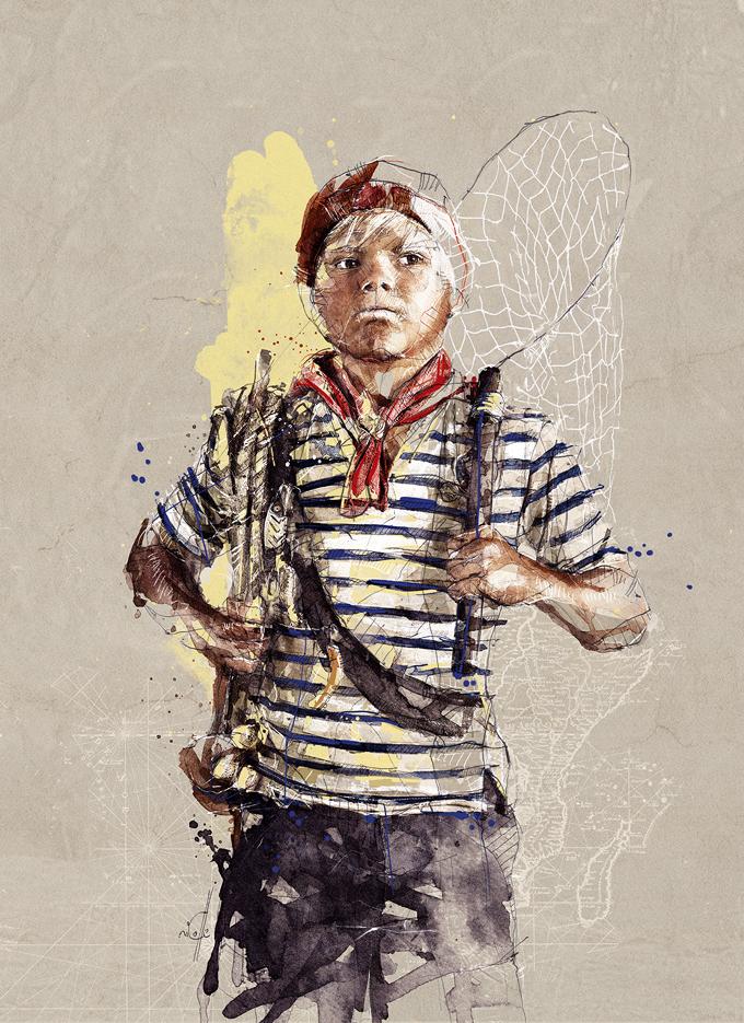 Boy-Scoutz /// Martin by neo-innov