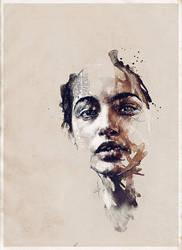 Portrait of Chiara by neo-innov