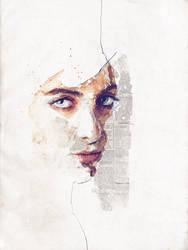 Portrait of Rose by neo-innov