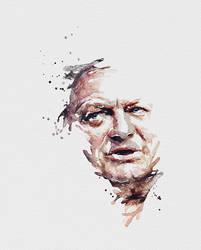 Portrait commissioned by Philip Morris 1