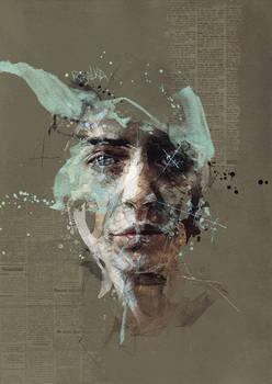 Portrait /// RUSALKA