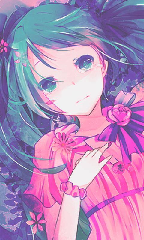 Wallpaper Celular Anime 03 By Hewaiarts On Deviantart