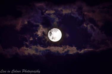 Super Moon by Atomic-Bubblegum