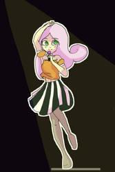 Music magical girl by Atomic-Bubblegum