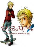 + Character 01: IVAN + by SaraFabrizi