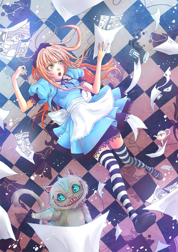 + My Wonderland + by SaraFabrizi